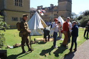 Stokesay Remembers
