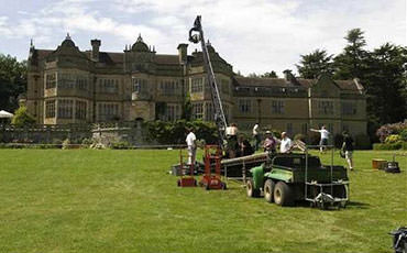 Corporate Events at Stokesay Court Ludlow