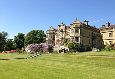 About Stokesay Court