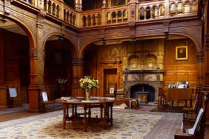 Stokesay Court Guided Tours